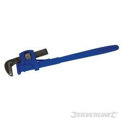 Stillson Pipe Wrench - Length 600mm - Jaw 80mm