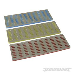 Diamond File Card Set 3pce - 50 x 150mm