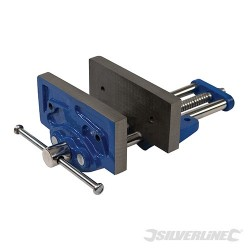 Woodworkers Vice 3.5kg - 150mm