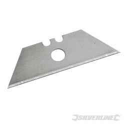 Centre Hole Utility Blades 10pk - 0.6mm