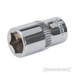 "Socket 1/4"" Drive 6pt Metric - 9mm"