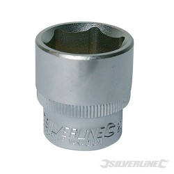 "Socket 3/8"" Drive 6pt Metric - 6mm"