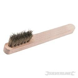 Spark Plug Brush - 3 Row
