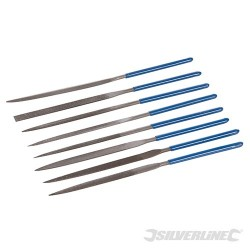 Needle File Set 10pce - 10pce