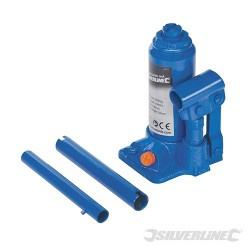Hydraulic Bottle Jack - 2 Tonne