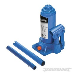 Hydraulic Bottle Jack - 4 Tonne