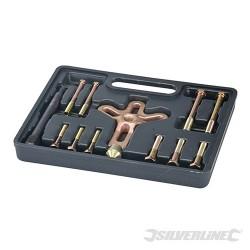 Harmonic Balancer Puller Kit 13pce - 13pce