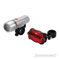 Cycle Lights 5 LED 2pce - 2pce