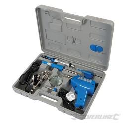 Electric Soldering Kit 9pce - 100W / 30W UK