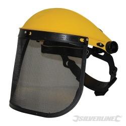 Mesh Safety Visor - Mesh