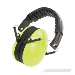 Junior Ear Defenders - Green