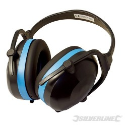 Folding Ear Defenders SNR 30dB - SNR 30dB