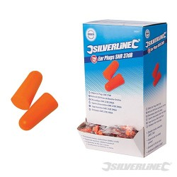 Ear Plugs SNR 34dB - 5 Pairs
