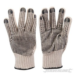 Double-Sided Dot Gloves - L 10