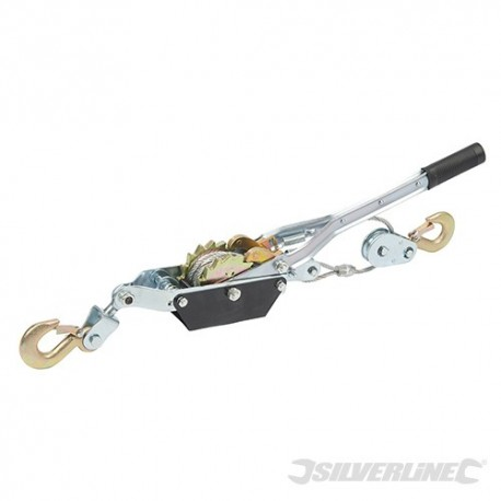 Heavy Duty Hand Cable Puller - 2000kg / 3m Cable
