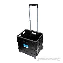 Folding Box Trolley - 25kg