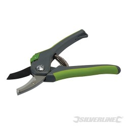 Anvil Secateurs - 200mm
