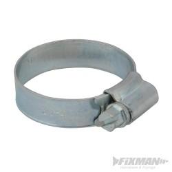 Hose Clips 10pk - 30 - 40mm (1X)