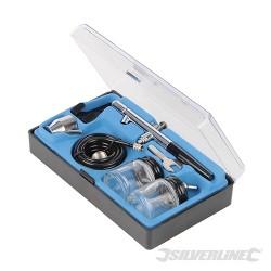 Air Brush Kit 6pce - 6pce