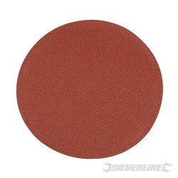 Self-Adhesive Sanding Discs 150mm 10pk - 120 Grit