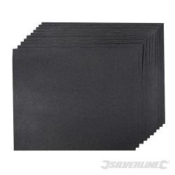 Wet & Dry Sheets 10pk - 180 Grit