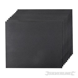 Wet & Dry Sheets 10pk - 240 Grit