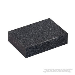 Foam Sanding Block - Medium & Coarse