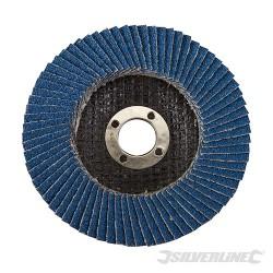 Zirconium Flap Disc - 100mm 60 Grit