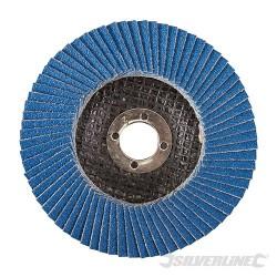 Zirconium Flap Disc - 100mm 80 Grit