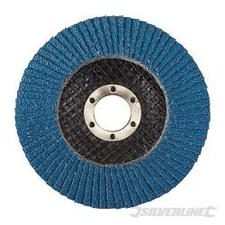 Zirconium Flap Disc - 115mm 40 Grit