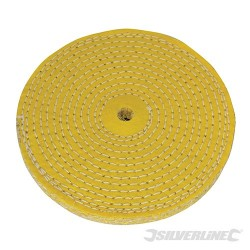 Sisal Buffing Wheel - 150mm