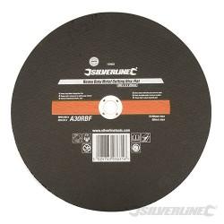 Heavy Duty Metal Cutting Disc Flat - 300 x 3 x 20mm