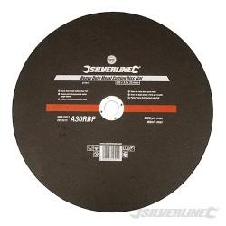 Heavy Duty Metal Cutting Disc Flat - 355 x 3.2 x 25.4mm