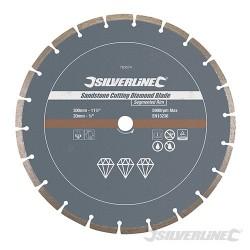 Sandstone Cutting Diamond Blade - 300 x 20mm Segmented Rim