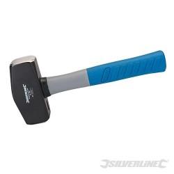 Fibreglass Lump Hammer - 4lb (1.81kg)