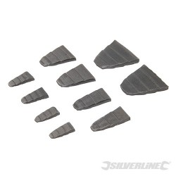 Hammer Wedge Set 10pce - 10pce