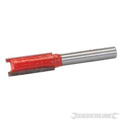 "1/4"" Straight Metric Cutter - 8 x 20mm"