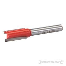 "1/4"" Straight Metric Cutter - 10 x 20mm"