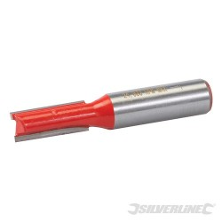 12mm Straight Metric Cutter - 10 x 25mm