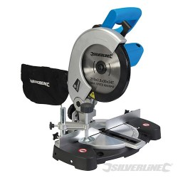 DIY 1400W Compound Mitre Saw 210mm - 1400W UK