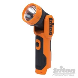T12 Swivel Head Torch Bare - T12FL