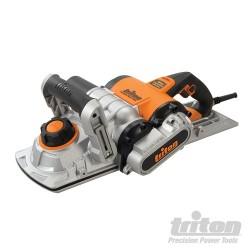 Triton 180 mm hoblík 1500 W se třemi noži - TPL180