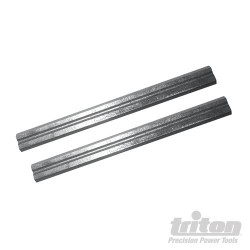 "60mm Planer Blades for TCMPL - TCMPL 60mm / 2 3/8"" Blades 2pk"