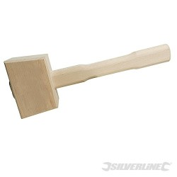 Wooden Mallet - 115mm Face