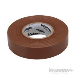 Insulation Tape - 19mm x 33m Brown