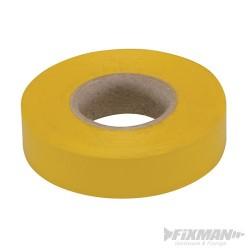 Insulation Tape - 19mm x 33m Yellow