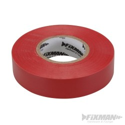 Insulation Tape - 19mm x 33m Red