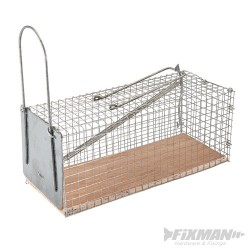 Mouse Cage Trap - 250 x 90 x 90mm