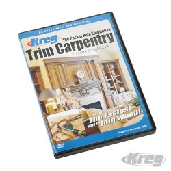 Kreg DIY DVDs - Trim Carpentry