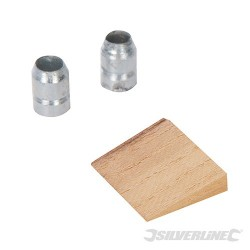 Hammer Wedge Set 3pce - 4oz - 1lb (113 - 454g)